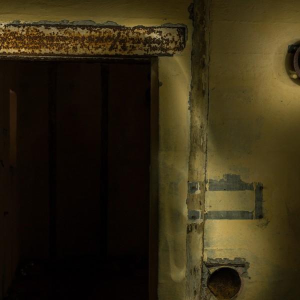 Blockhouse No 14 59 x 44cms edition 100 by Artist Nicholas Gentilli