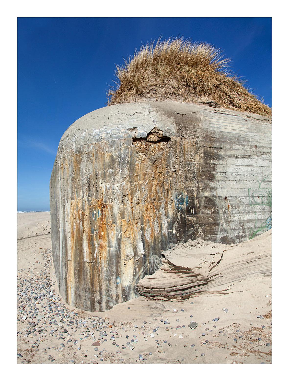 Blockhouse No 19 59 x 44cms edition 100 by Artist Nicholas Gentilli