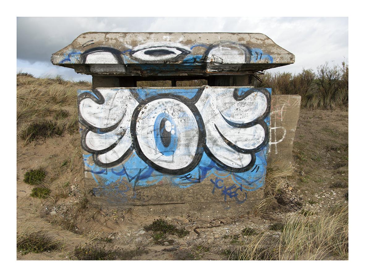 Blockhouse No 17 59 x 44cms edition 100 by Artist Nicholas Gentilli