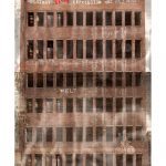 """ Babel "" 107x45cms edition of 10 Giclee Inkjet on Fine Art paper"