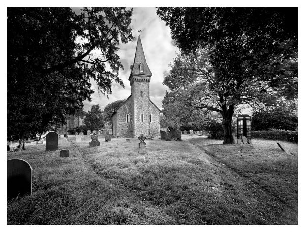 Saxon Churches fine art photographs for sale