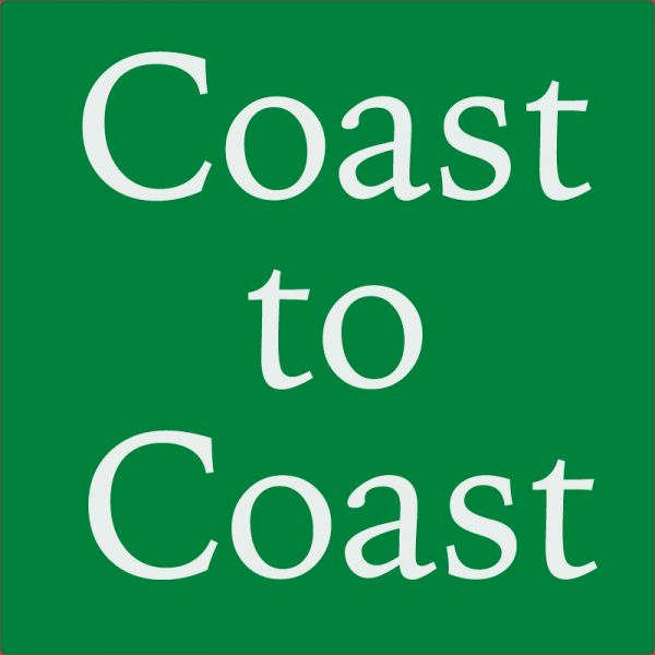 Coast to Coast in aid of Royal Trinity Hospice